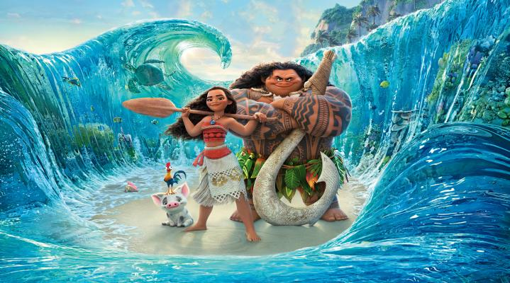 Disney Moana Movie Wallpaper Background 188