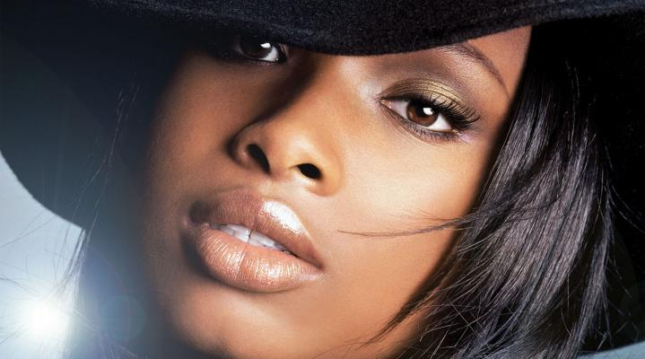 Jennifer Hudson Face Up Close Wallpaper 165