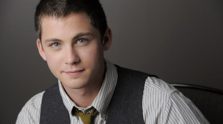 Logan Lerman Desktop Wallpaper 173