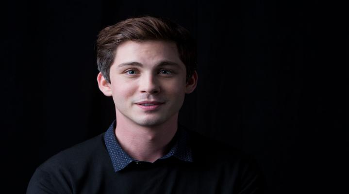 Logan Lerman Widescreen HD Wallpaper 178