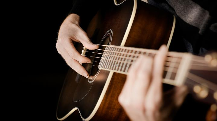 Playing Guitar Wallpaper Pictures 146