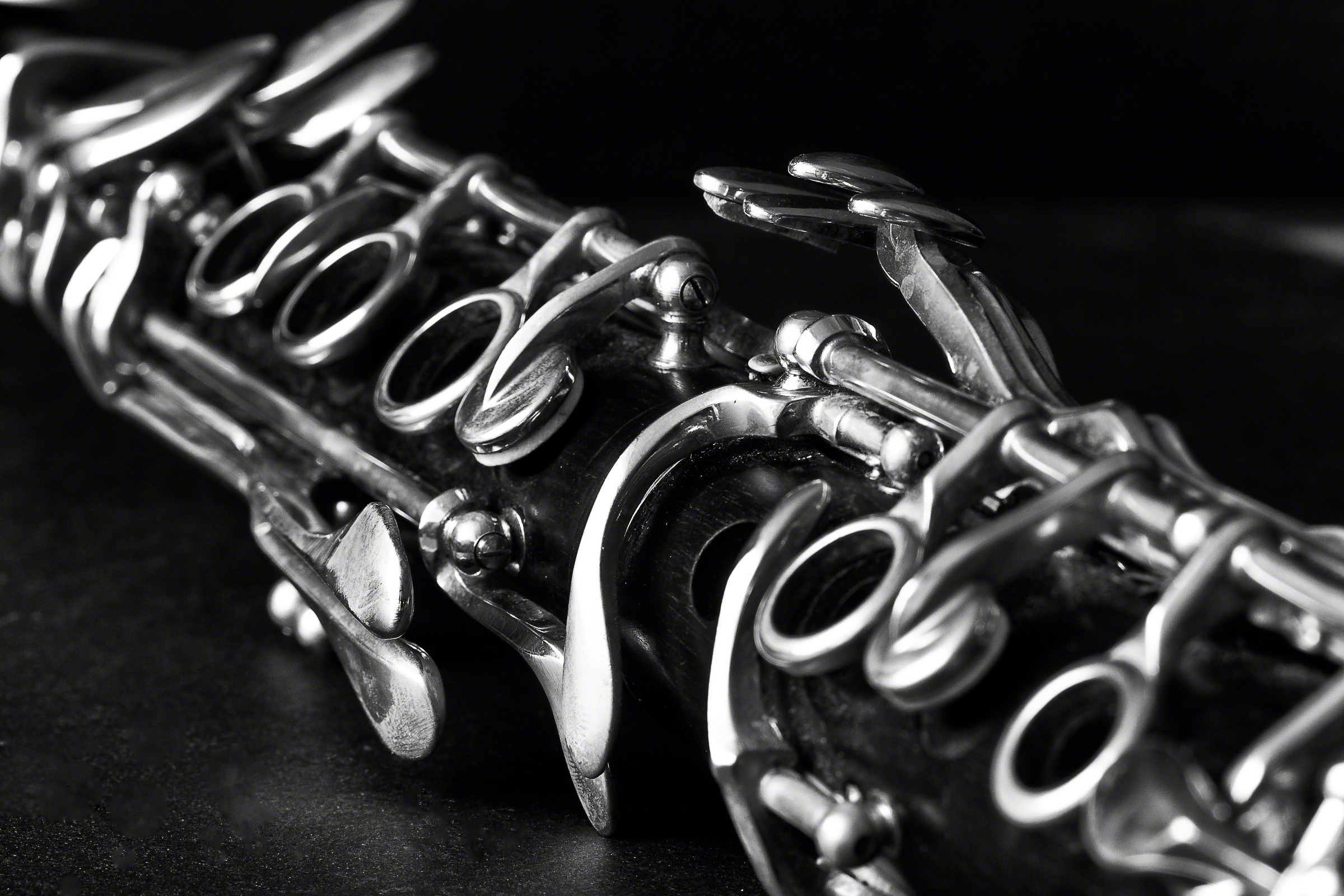 clarinet up close hd wallpaper 22