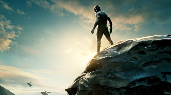 4K Black Panther Movie Wallpaper 67