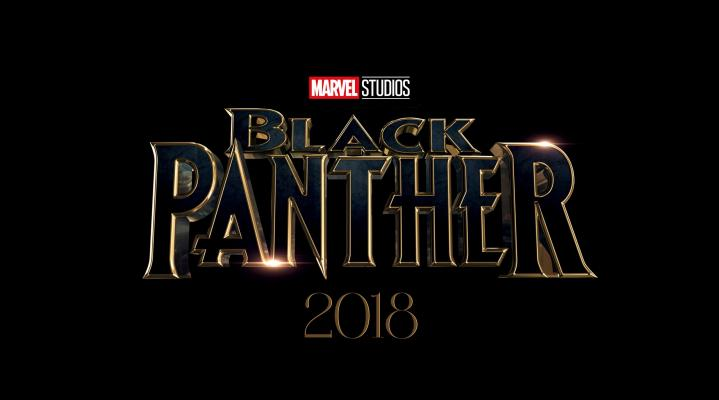 Black Panther Movie Logo Wallpaper Background 68