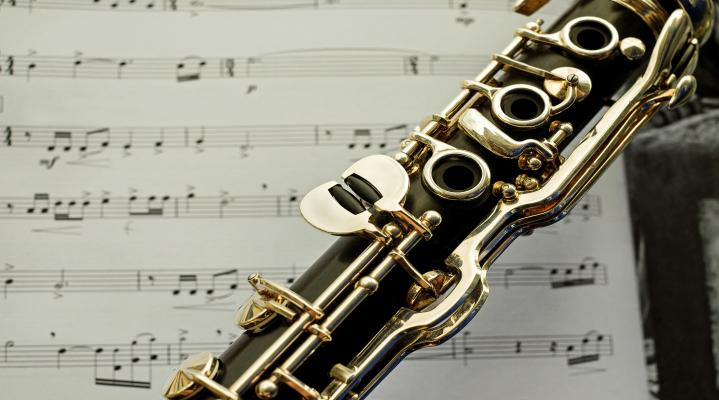 Clarinet Instrument Wallpaper Background 25