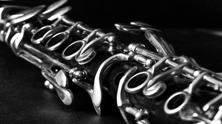 Clarinet Up Close HD Wallpaper 22