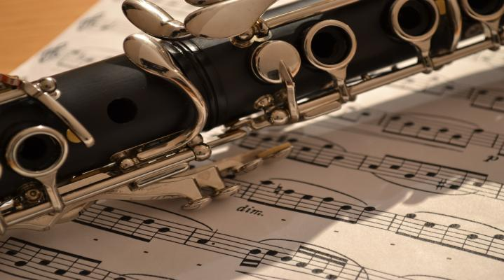 Clarinet Widescreen HD Wallpaper 24