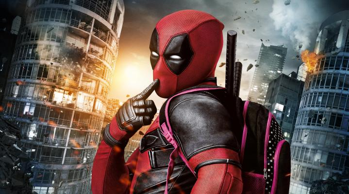 Deadpool Movie Wide Wallpaper 91