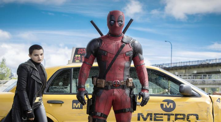Deadpool Movie Widescreen HD Wallpaper 84