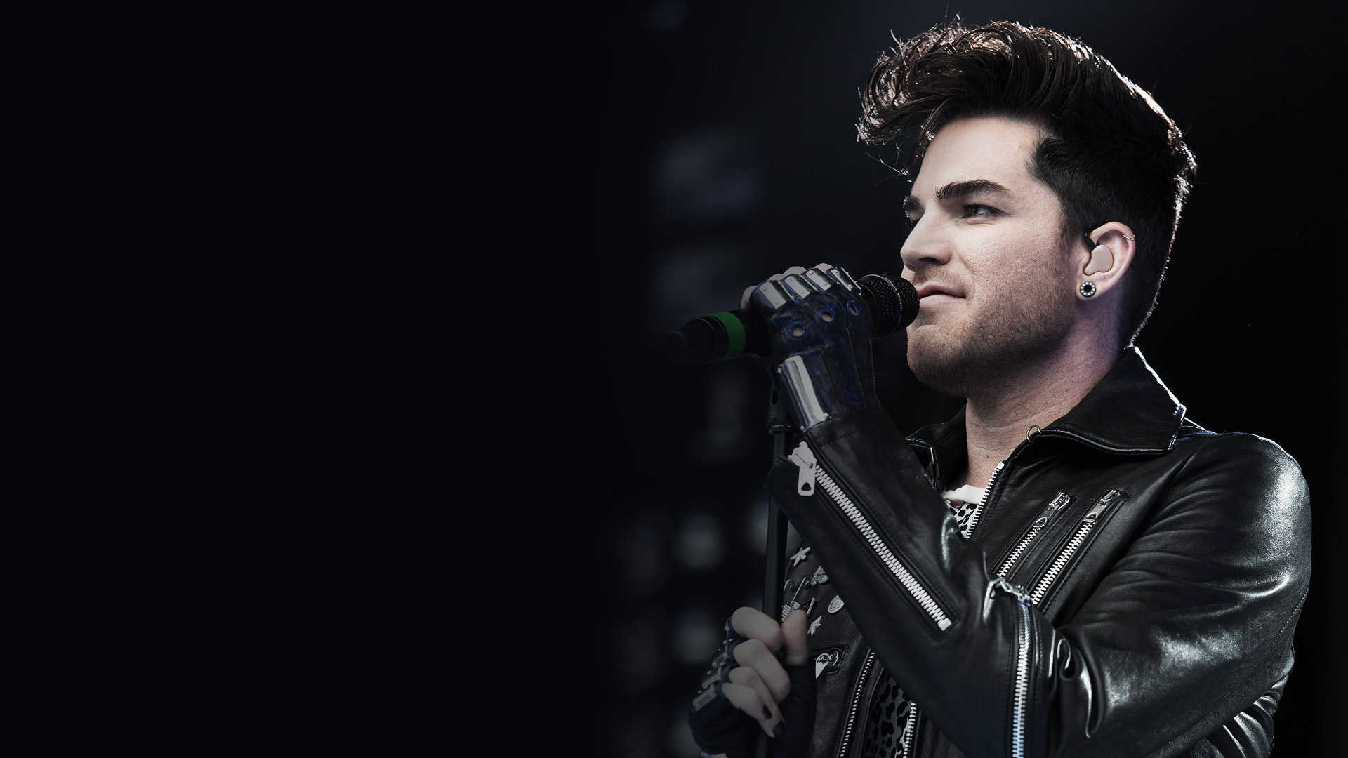 adam lambert singer wallpaper 12