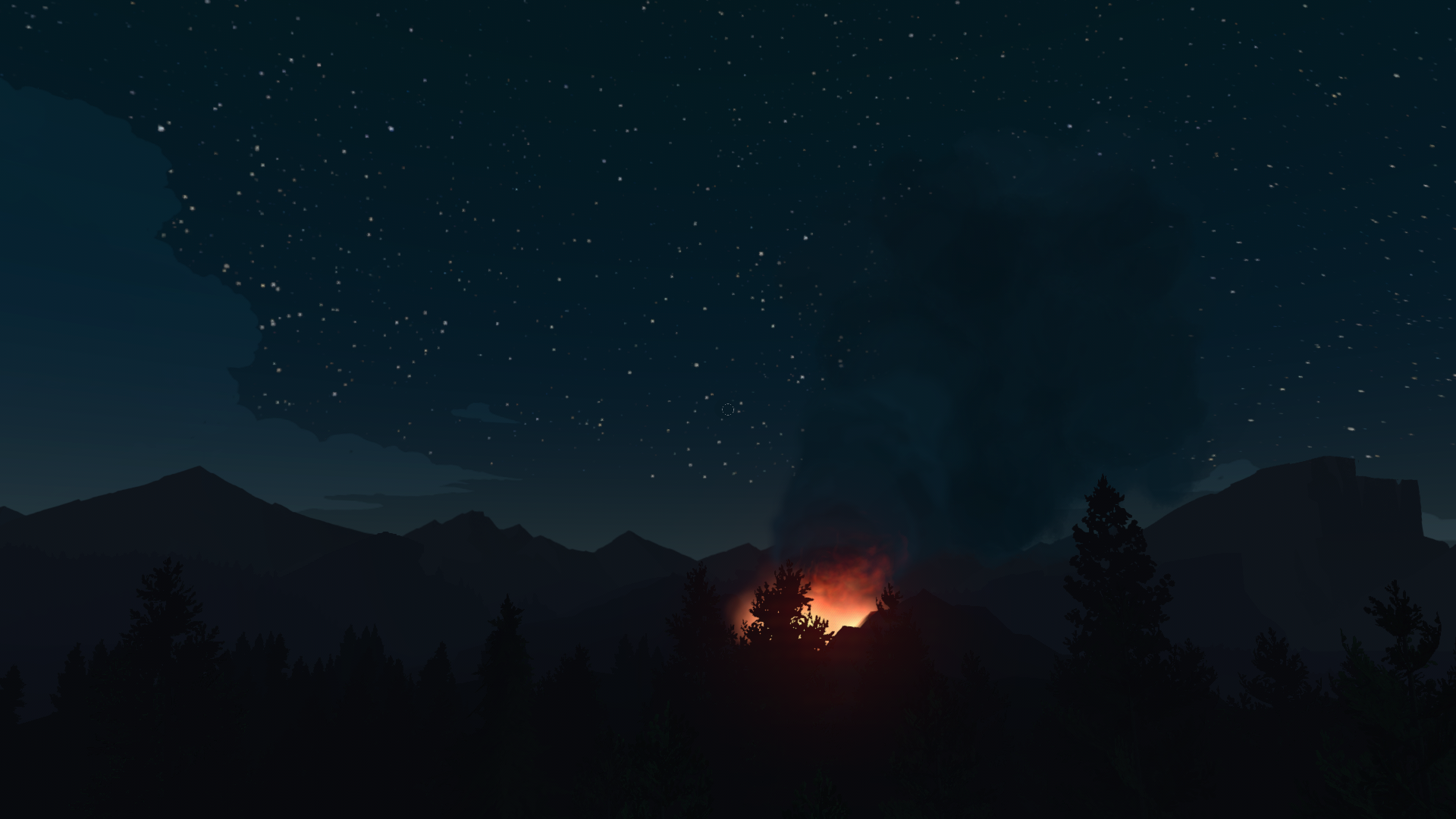 firewatch widescreen wallpaper 409