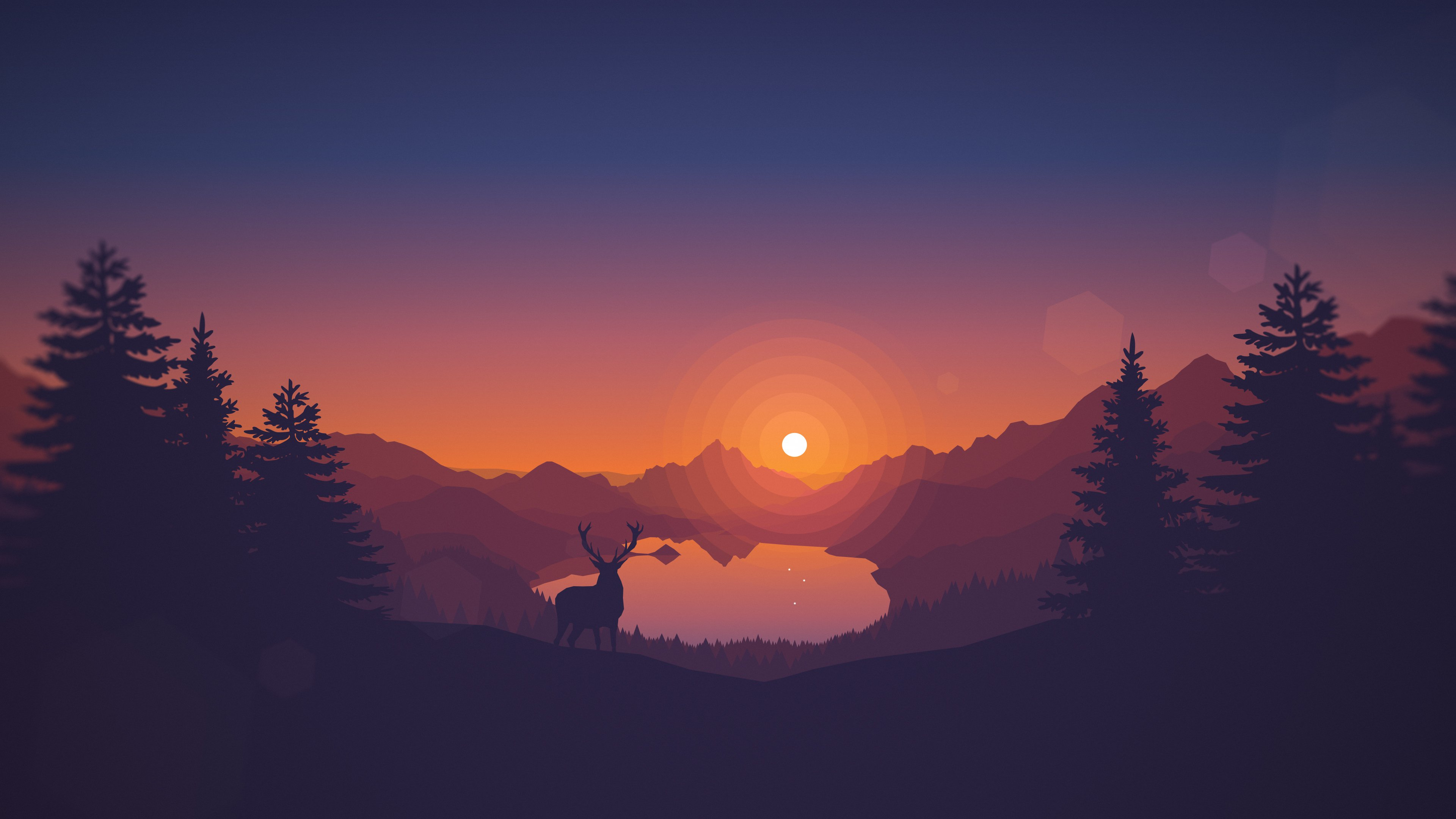 firewatch widescreen desktop wallpaper 419