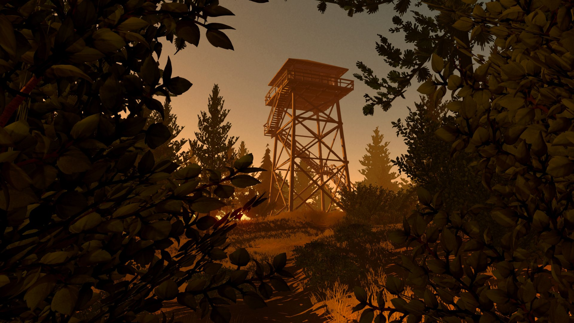 firewatch widescreen wallpaper 413