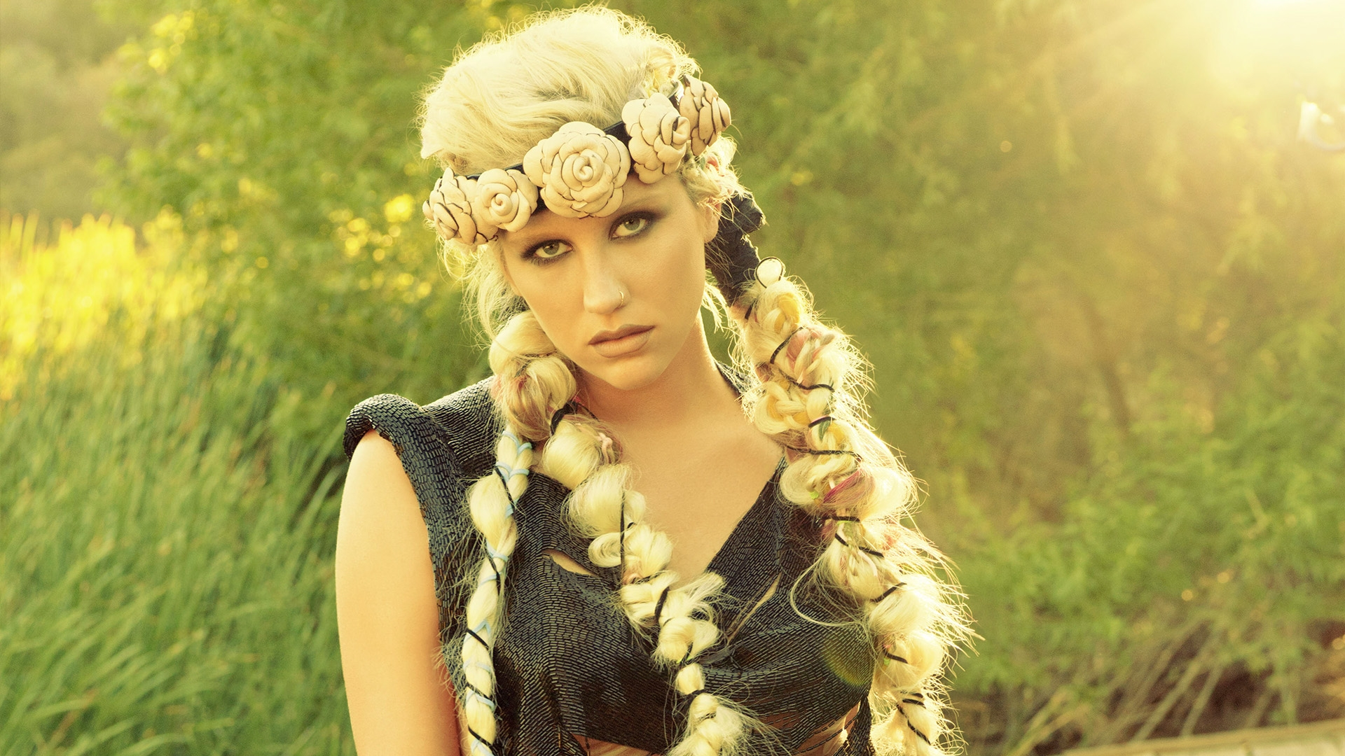 kesha widescreen computer wallpaper 504