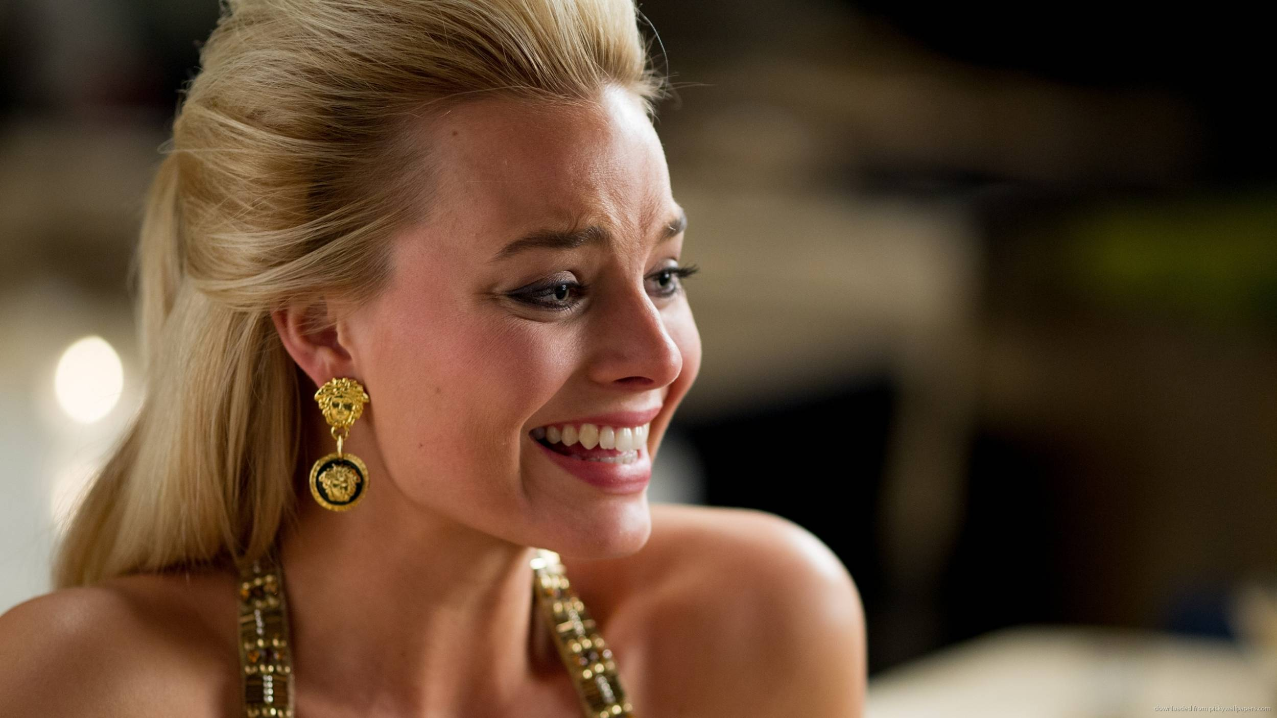 margot robbie wolf of wall street desktop wallpaper 851