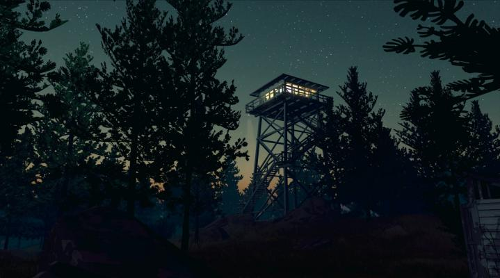 Firewatch Desktop Background 404