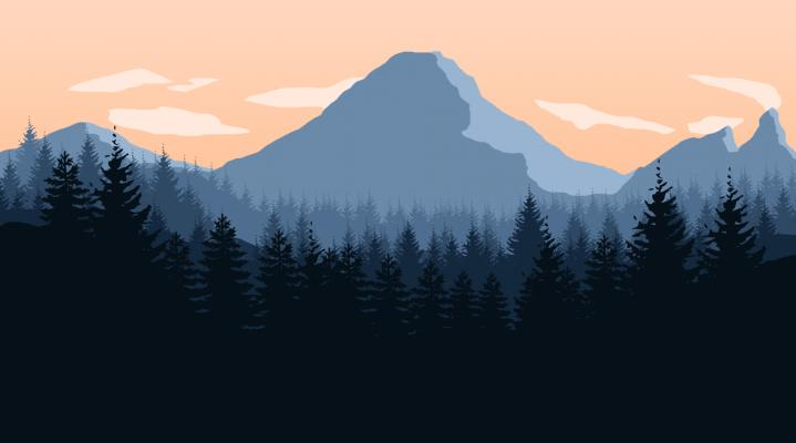 Firewatch Desktop Wallpaper 403