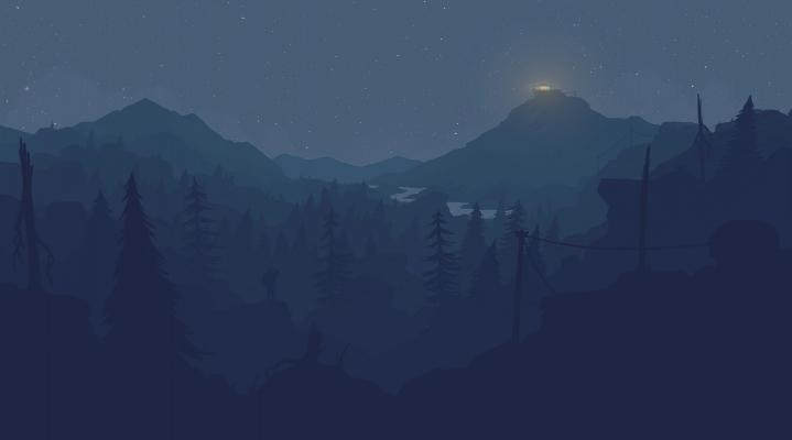 Firewatch Widescreen Wallpaper 402