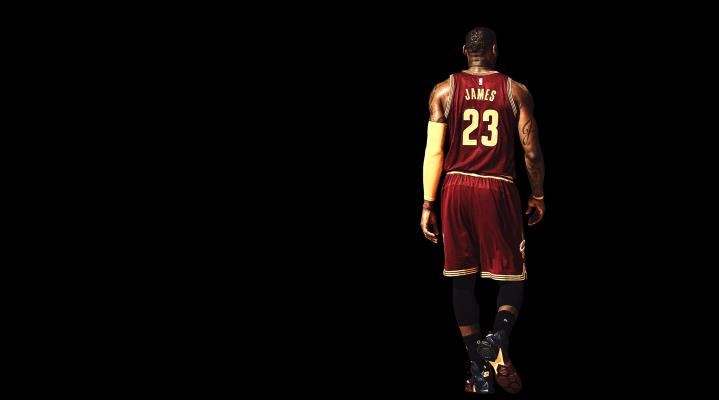 Lebron James Cavaliers Desktop Background 995