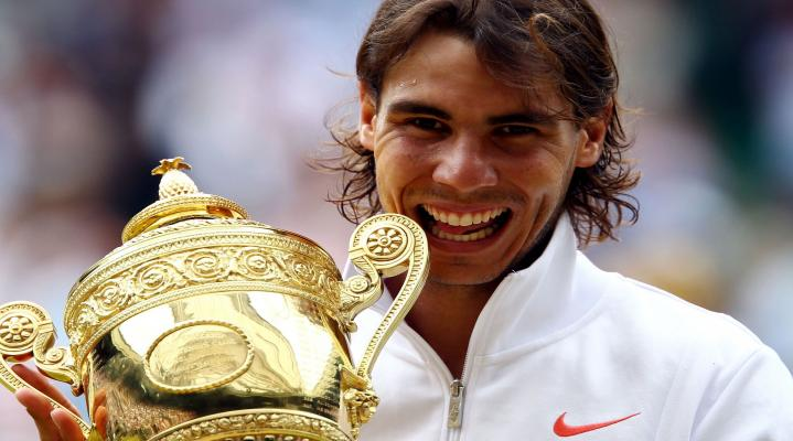 Rafael Nadal Championship Desktop Wallpaper 869