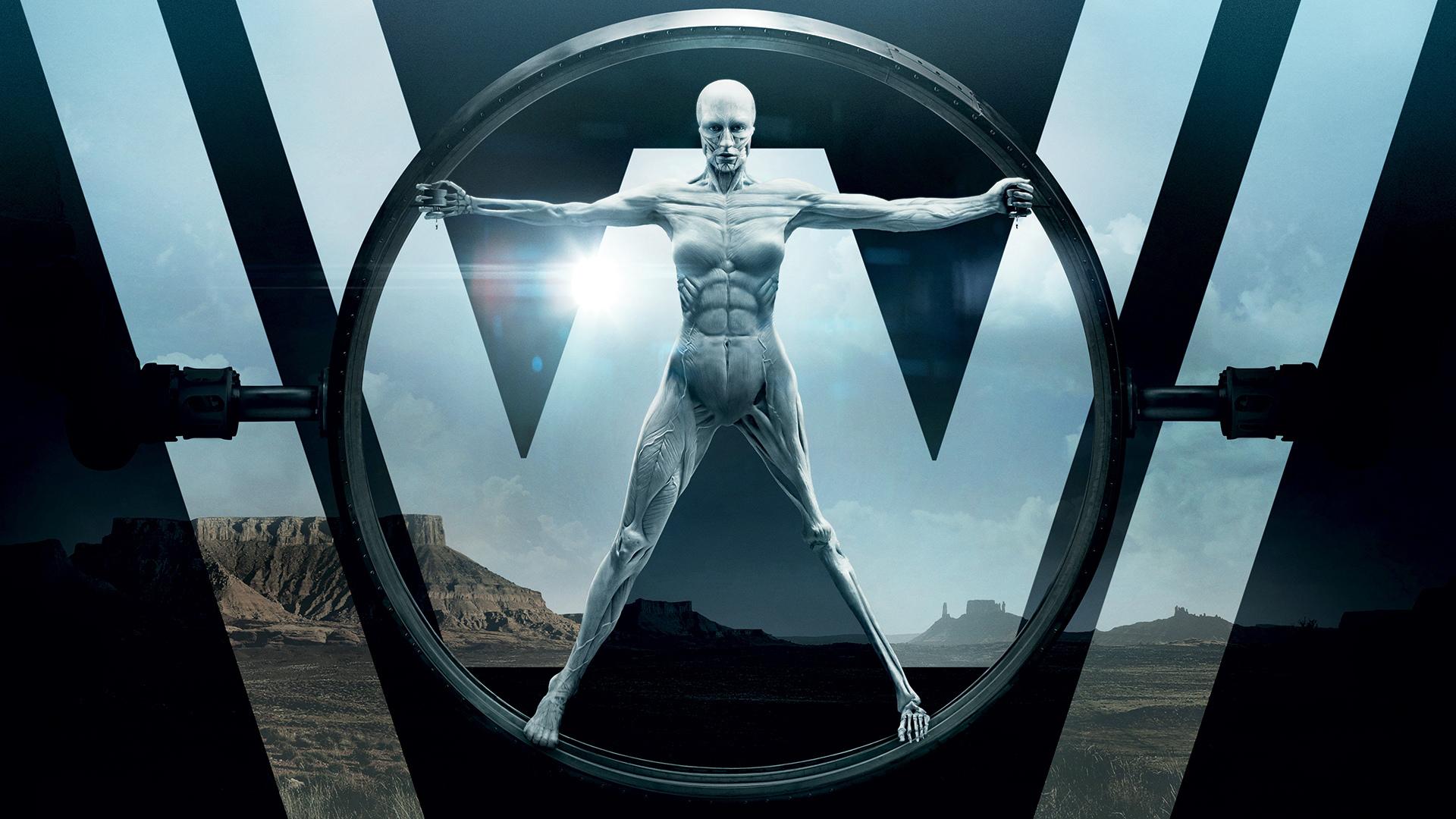 westworld logo hd wallpaper 400