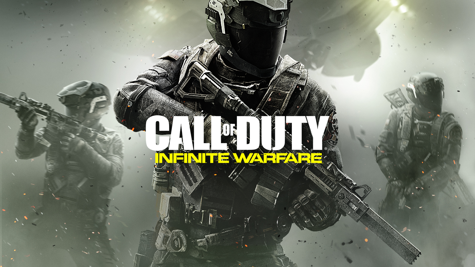 Call Of Duty Infinate Warfare Computer Wallpaper 489 1600x900 Px