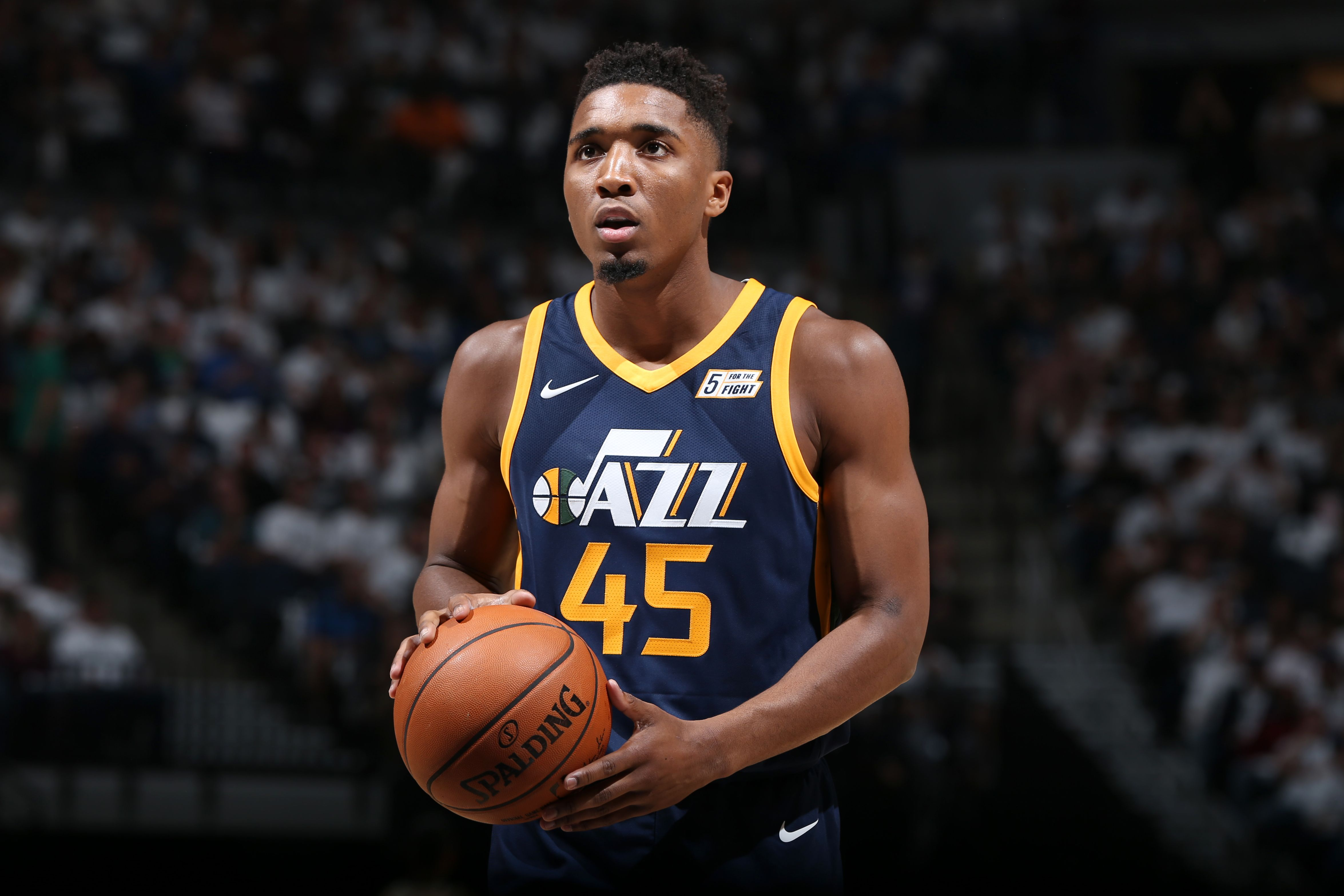 donovan mitchell widescreen wallpaper 446