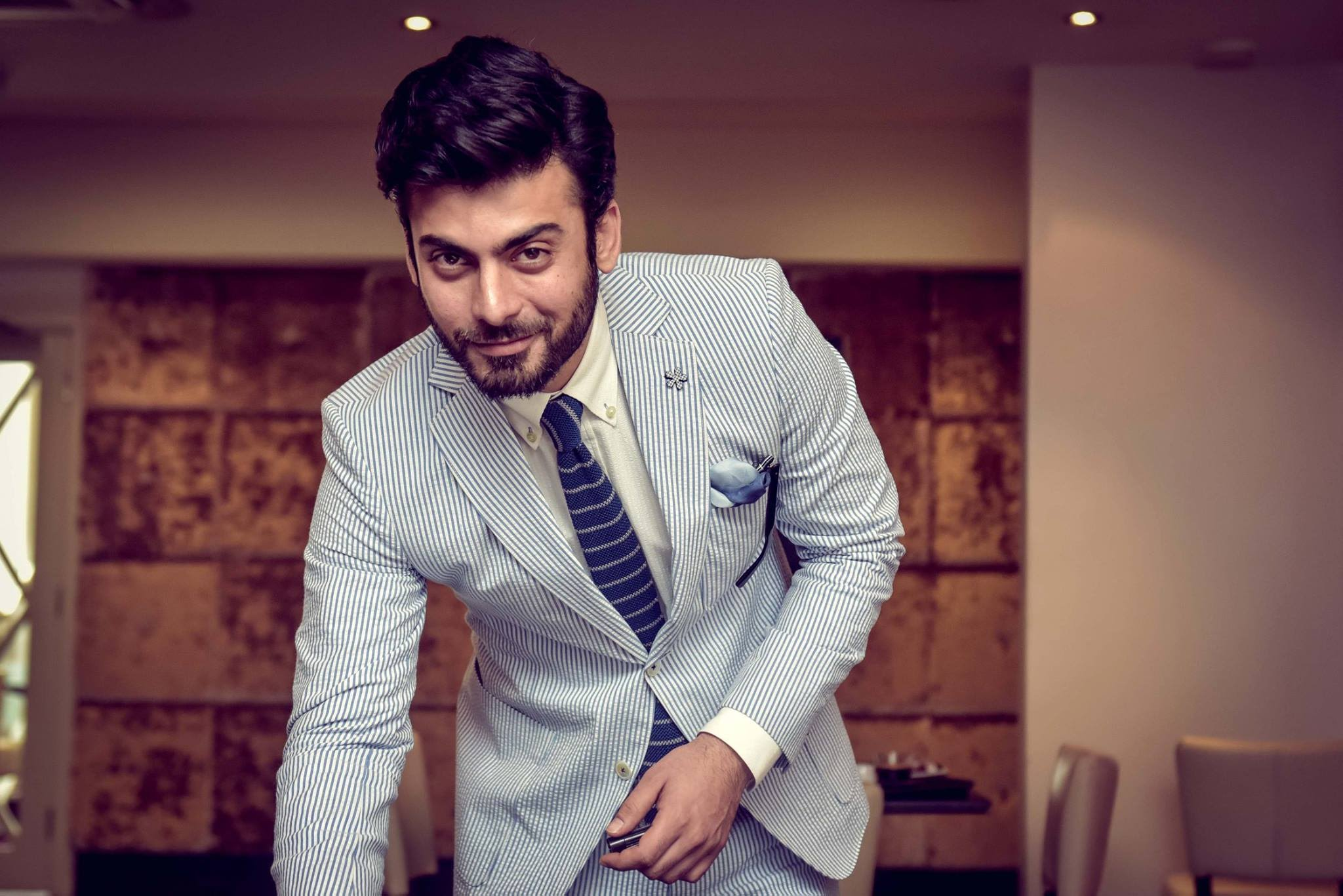 fawad khan widescreen desktop wallpaper 1270