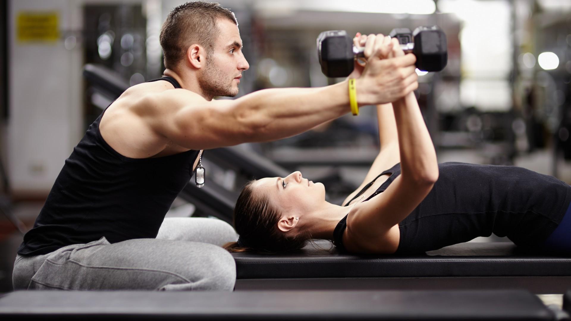 gym workout desktop wallpaper 894
