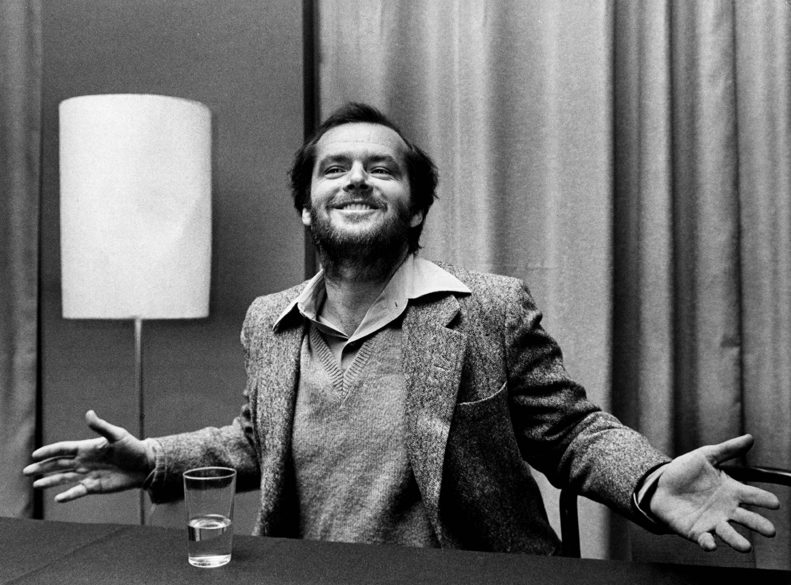 jack nicholson 4k widescreen desktop wallpaper 1327