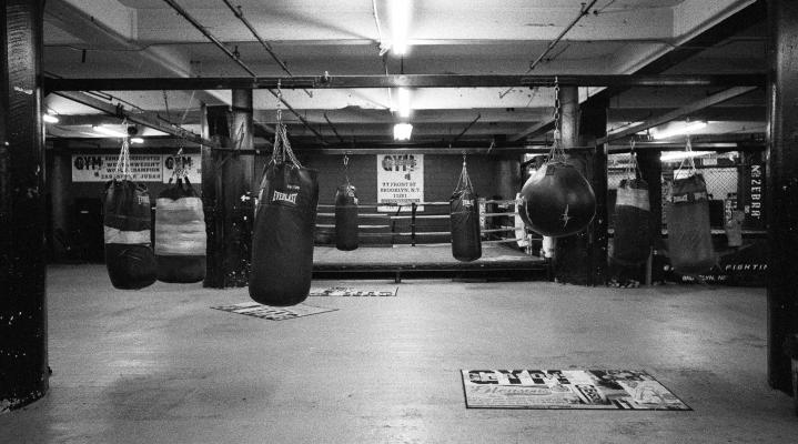 Boxing Workout Desktop Wallpaper 895