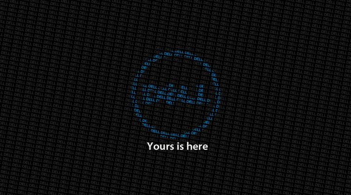 Dell Widescreen Desktop Background 879