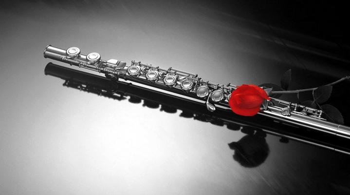 Flute Widescreen Desktop Wallpaper 1331