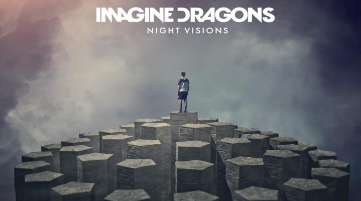 Imagine Dragons Night Visions Widescreen Desktop Wallpaper 1313