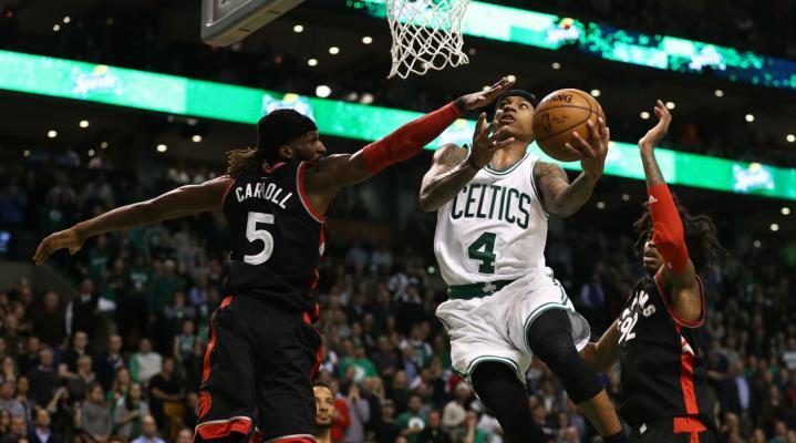 Isaiah Thomas Boston Celtics Computer Background 1549