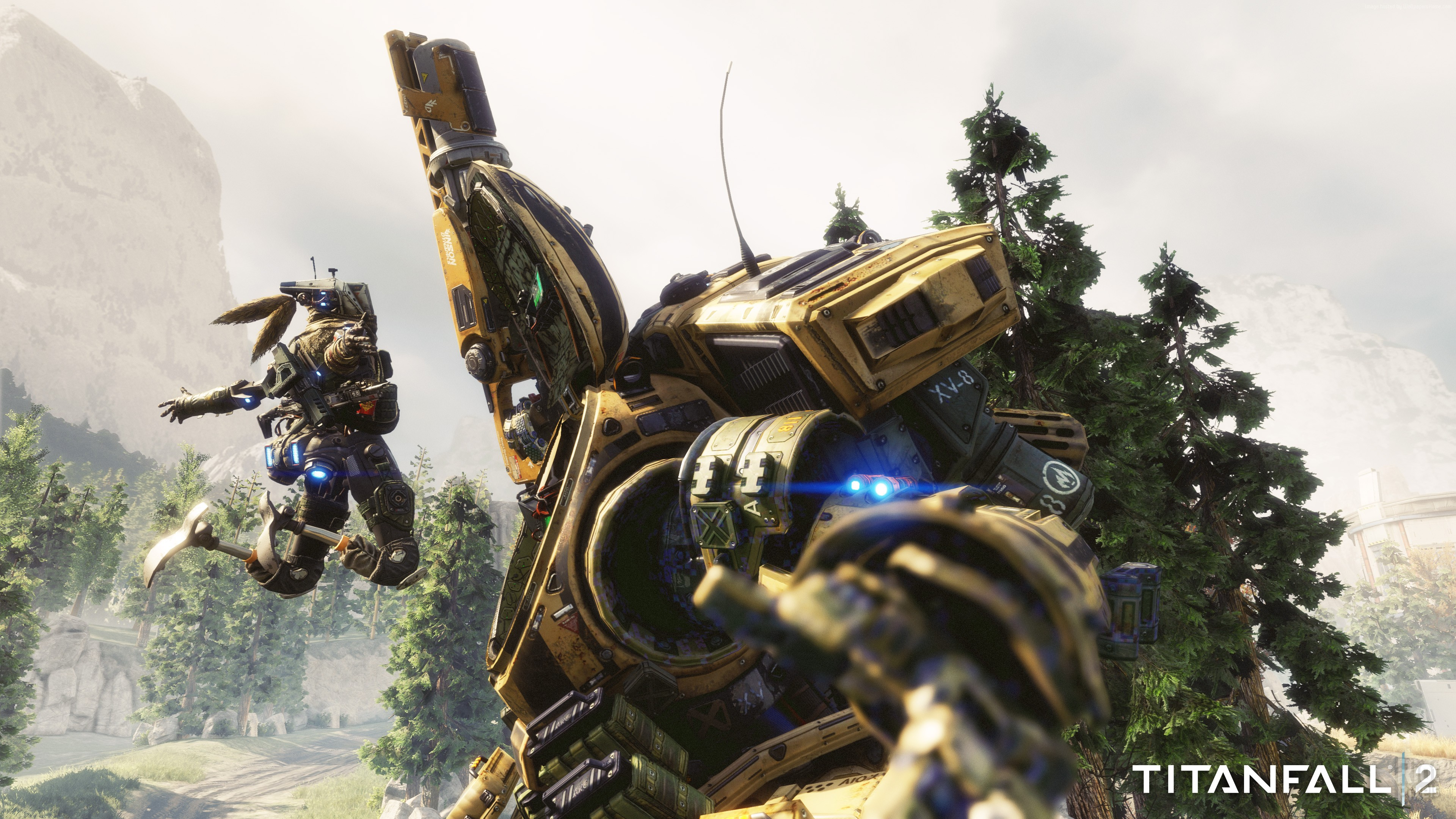 titanfall 2 4k widescreen wallpaper 458
