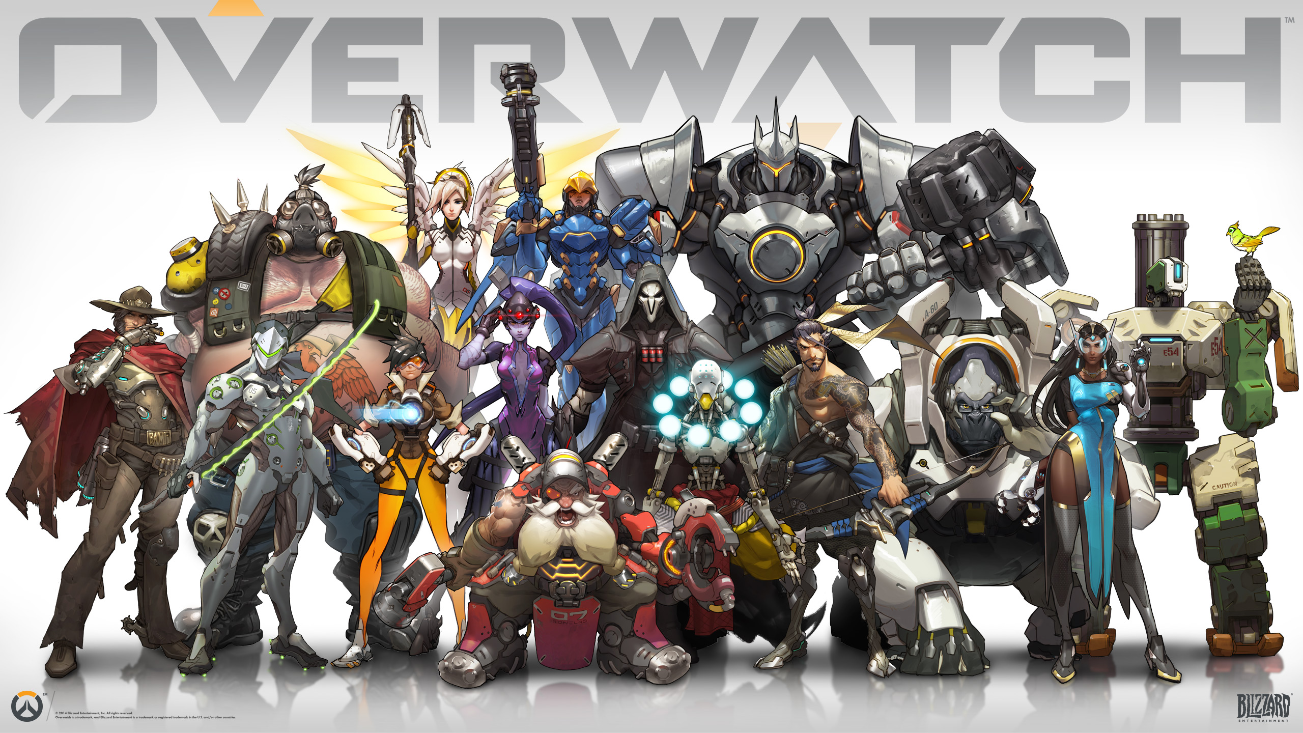 overwatch 4k widescreen desktop wallpaper 1243