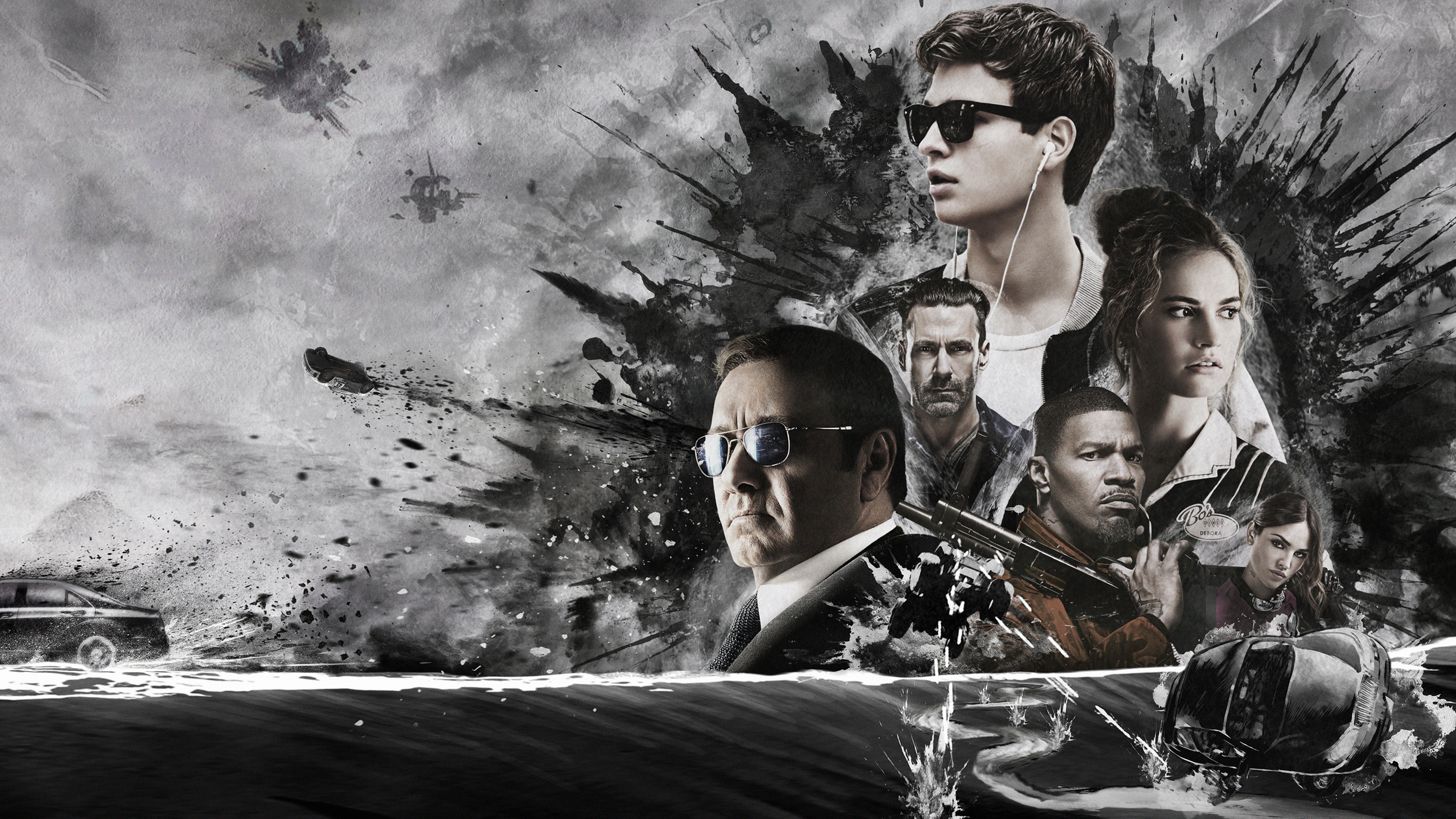 baby driver wallpaper background 41