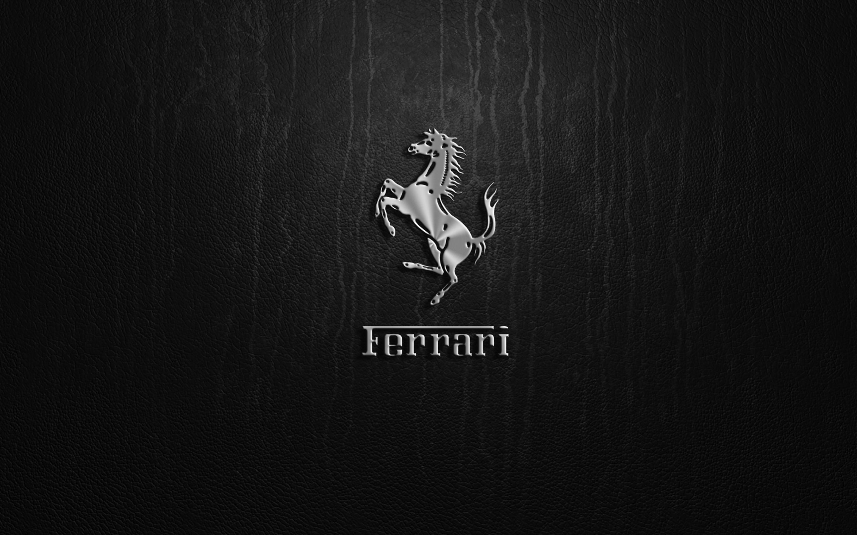 ferrari logo widescreen wallpaper 122