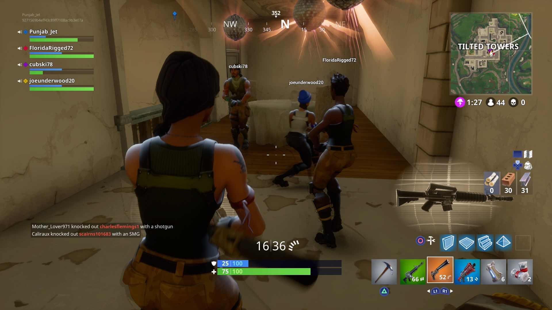 fortnite dance party computer wallpaper 742