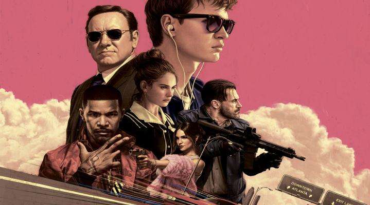 Baby Driver Movie Widescreen Wallpaper 40