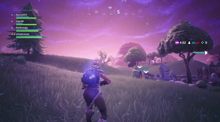 Fortnite Storm Widescreen Computer Background 1452