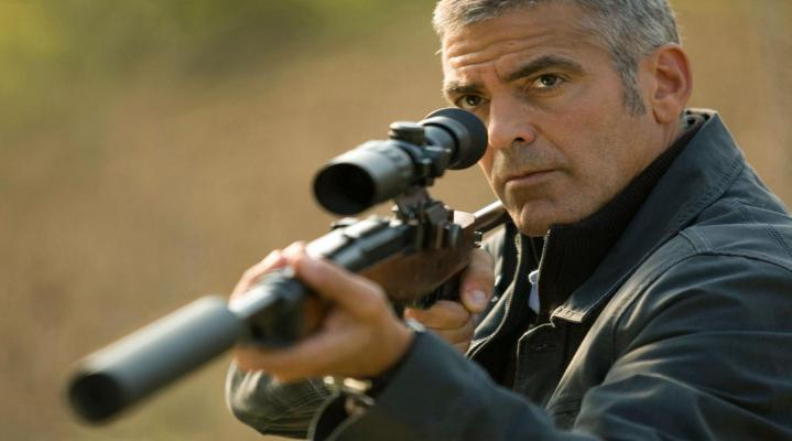 George Clooney Action Movie Desktop Wallpaper 1060