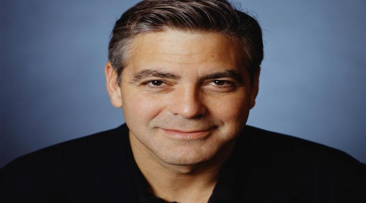 George Clooney Computer Background 1064