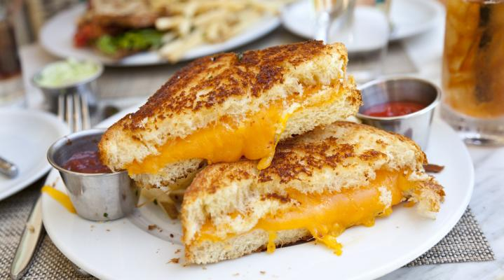 Grilled Cheese HD Desktop Wallpaper 137