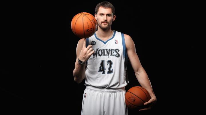 Kevin Love Timberwolves Widescreen Wallpaper 224