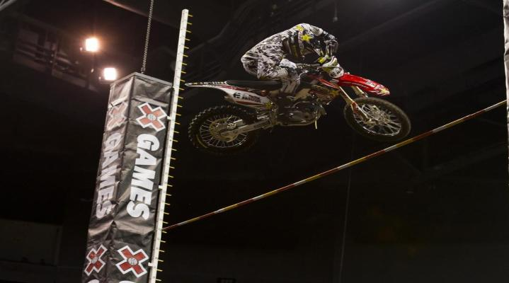Moto X Games Widescreen Background 730