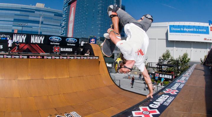 Skateboarding Widescreen Desktop Wallpaper 728