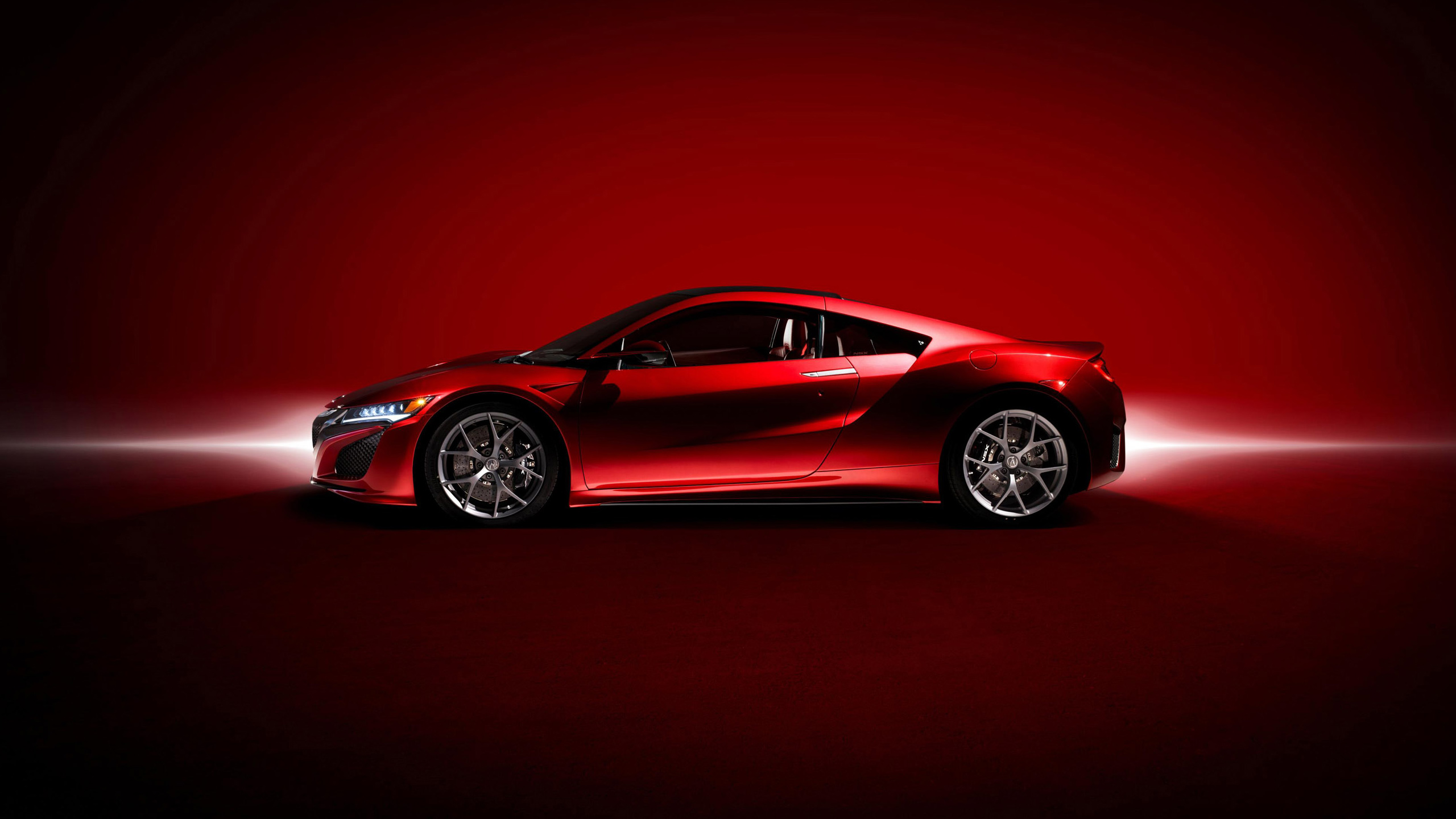 acura nsx red wallpaper 320