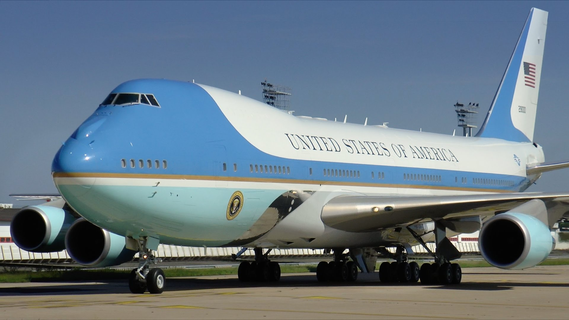 air force one desktop background 292